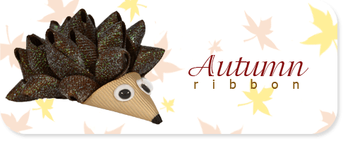 Autumn / Fall Ribbon Collection.